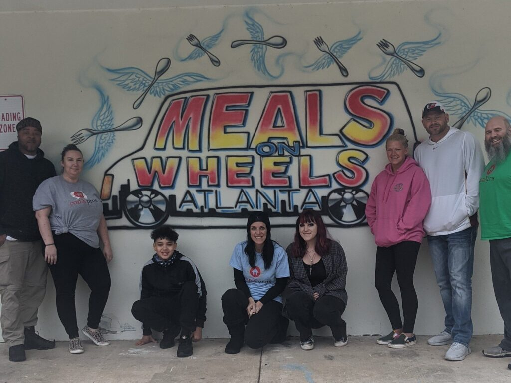 Meals on Wheels 2021